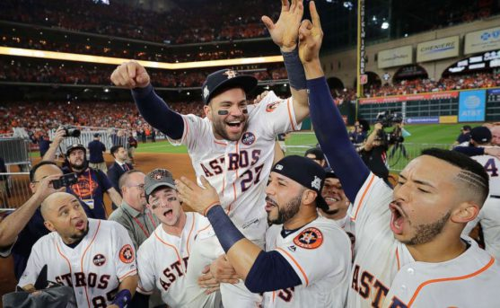 Houston Astros World Series
