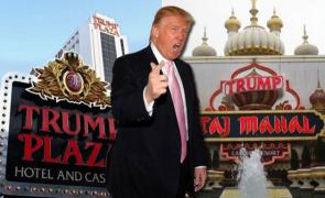 Trump Online Gambling