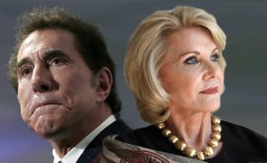Steve Wynn and Ex Wife