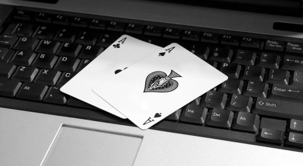 Online Poker Aces