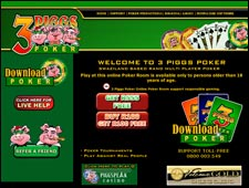 3 Piggs Poker Review