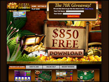Aztec Riches Casino Review