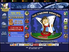 Be Casino Dealer Review