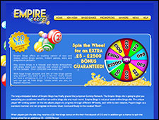 Bingo Empire Review
