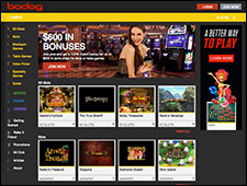 Bodog Casino Review
