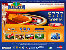 Carnival Casino Review