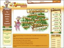 Cashmill Bingo Review