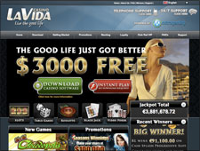 Casino LaVida Review