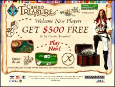 Casino Treasure Review
