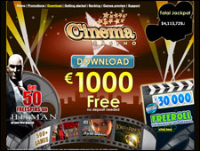 Cinema Casino Review