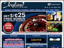 Joyland Casino Review