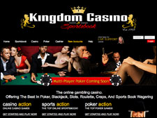 Kingdom Casino Review