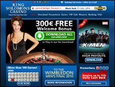 King Solomons Casino Review