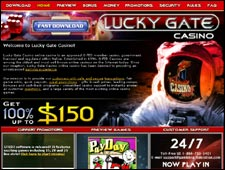 Lucky Gate Casino Review