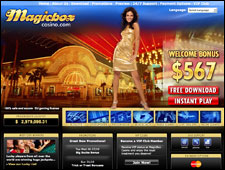 Magic Box Casino Review