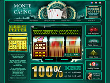 Monte Casino Review