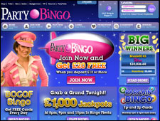 Party Bingo Review