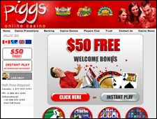 Piggs Casino Review