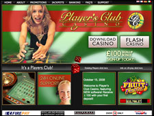 Players Club Casino Review
