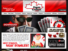 Poker in Canada Review