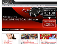 Racing Post Casino Review