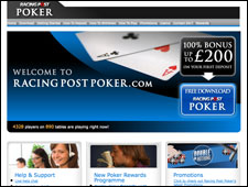 Racing Post Poker Review