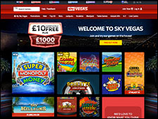 Sky Vegas Review