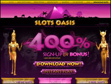 Slots Oasis Review