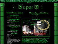 Super 8 Casino Review