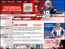 Touchdown Sports Betting Review