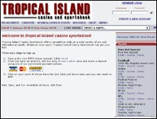 Tropical Island Sportsbook Review
