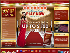 VIP Casino Review